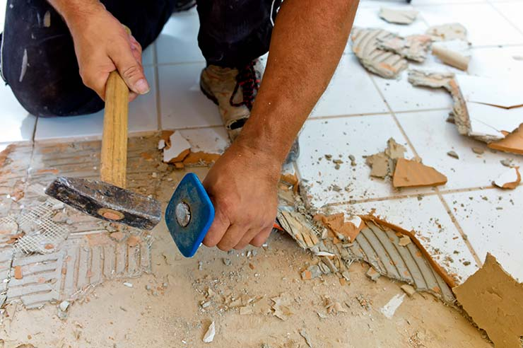 prix travaux rénovation carrelage
