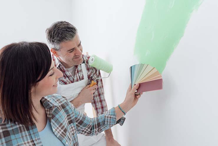 facteurs de prix travaux peinture