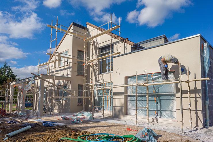 tarifs travaux ravalement façades